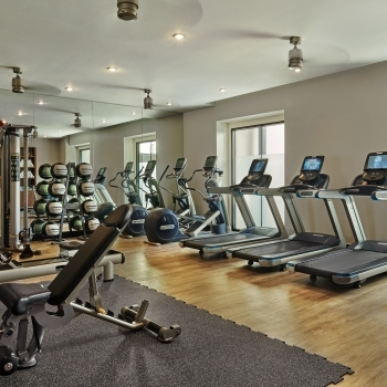 Fitness Center - Hotel Republic San Diego